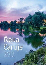 Kalendář nástěnný 2013 - Řeka čaruje
