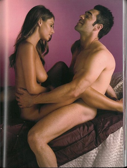Náhled Výbušný sex - Techniky krok za krokem pro váš žhavý sexuální život