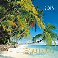 Sny léta - nástěnný kalendář 2013