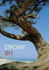 Stromy 2012 - nástěnný kalendář
