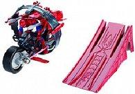 Spiderman pavoučí motocykl