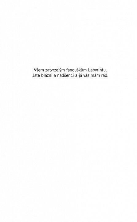 Náhled Labyrint prequel 2 – Kód horečky
