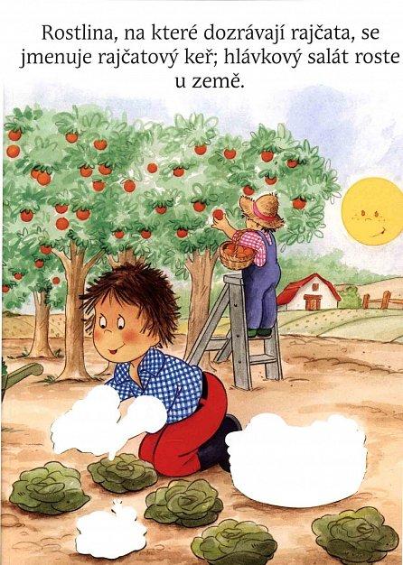 Náhled Farma - Nalep, čti a hraj si se samolepkami