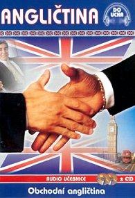 Angličtina do ucha Obchodní angličtina 2 CD