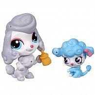 Littlest Pet Shop zvířátko s kamarádem a doplňkem