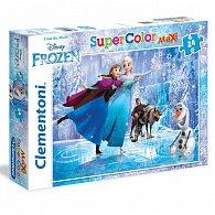 Puzzle Maxi Ledové Království bruslení 24 dílků