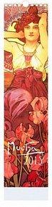Alfons Mucha - nástenný kalendář 2015