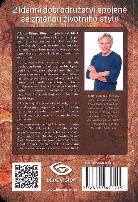 Náhled Primal Blueprint 21 dní k celkové transformaci těla
