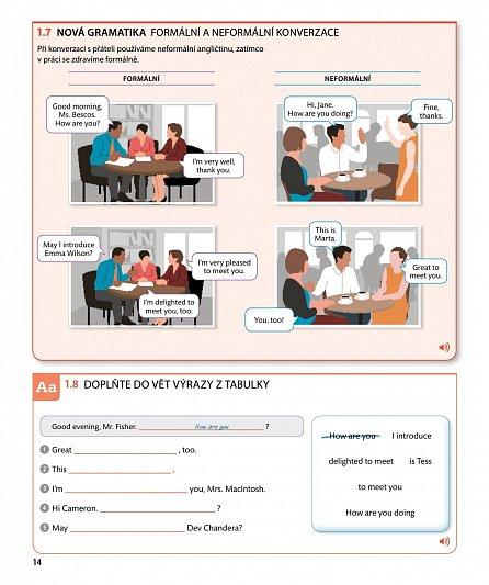 Náhled Angličtina pro každého, učebnice, úroveň 3, Intermediate