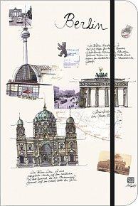 Zápisník Berlin City Journal malý