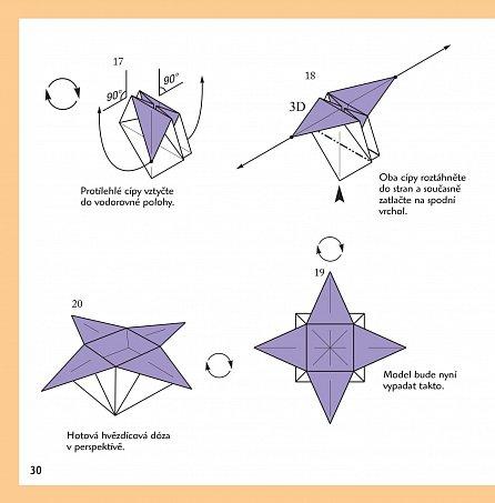 Náhled Origami – Abstraktní variace