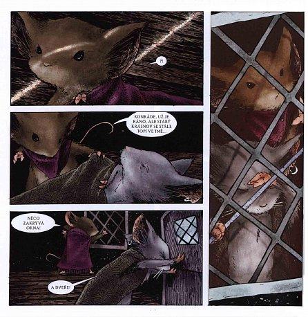 Náhled Myší hlídka 1 - Podzim 1152