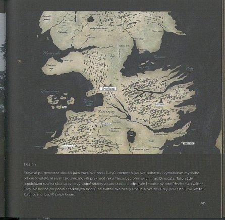 Náhled Hra o trůny - Vznešené rody Západozemí (1-5 sezona)