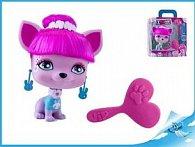 VIP PETS Mazlíček Lady Gigi s doplňky v krabičce