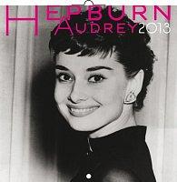 Kalendář 2013 - Audrey Hepburn - poznámkový