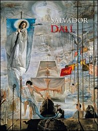 Salvador Dalí 2017 - nástěnný kalendář