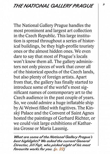 Náhled Kurátor: Prague Art Guide