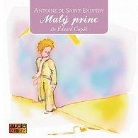 Malý princ - 2CD (čte Eduard Cupák)