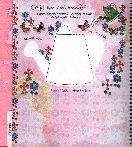 Náhled Fantastická kniha pro dívky