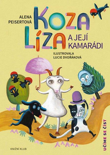 Náhled Koza Líza a její kamarádi