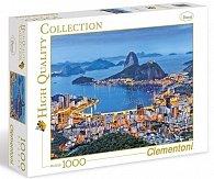 Puzzle 1000 dílků Rio De Janeiro