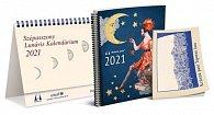 Lunárny kalendár Krásnej panej 2021 maďarsky