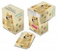 Art: Doge Full-View Deck Box