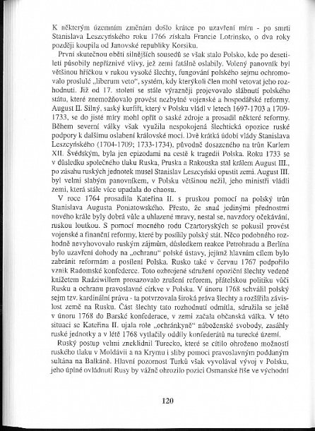 Náhled Evropská politika 1648-1914
