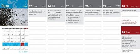 Náhled Kalendář na školní rok 2017/2018