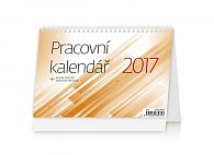 Kalendář stolní 2017 - Pracovní kalendář
