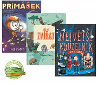 Balíček dobrých knih pro děti