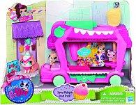 Littlest Pet Shop autíčko sladká párty