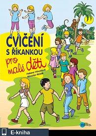 Cvičení s říkankou pro malé děti (E-KNIHA)