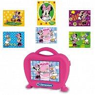 Kostky Kufřík baby(6 kostek) - Minnie