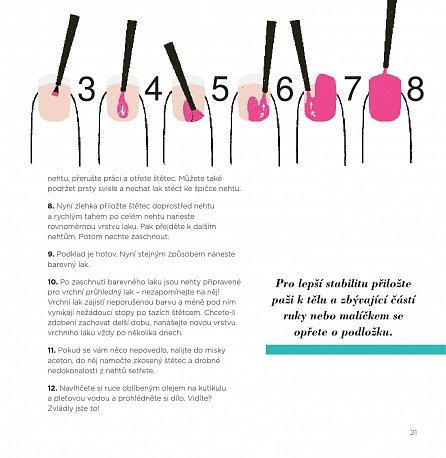 Náhled Cool nehty - Fantastické nápady, jak si stylově ozdobit nehty