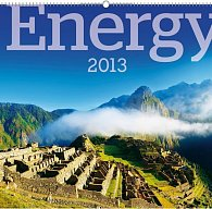 Kalendář 2013 nástěnný - Energie, 48 x 46 cm