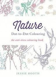 Nature : Dot to Dot Colouring