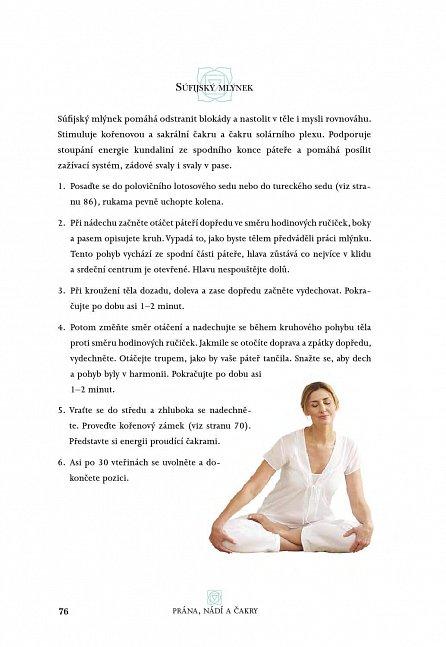 Náhled Meditace kundalini - Cesta k osobní proměně a kreativitě