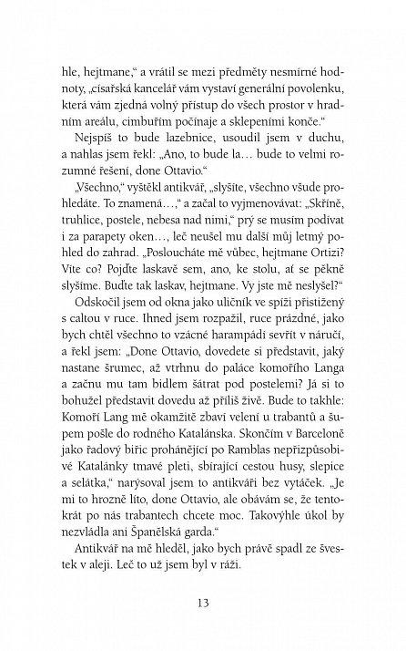Náhled Vraždění lazebnic - Přísně střežené tajemství na dvoře císaře Rudolfa II.