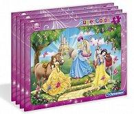 Puzzle Princezny 15 dílků