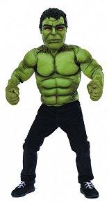 Avengers: Infinity War - Hulk - kostým triko s vycpávkami a maska