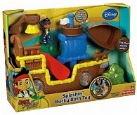 Fisher Price Jakova loď Bucky do vany