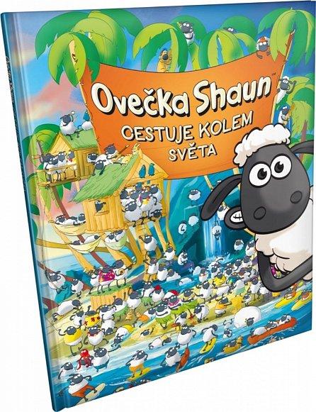 Náhled Ovečka Shaun cestuje kolem světa