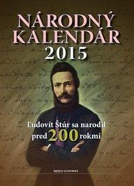 Národný kalendár 2015