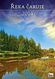 Kalendář 2014 - Řeka čaruje - nástěnný