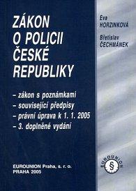 Zákon o policii ČR 2005