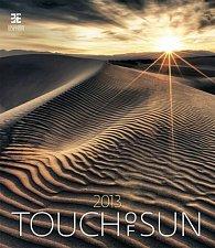Kalendář nástěnný 2013 - Touch of Sun