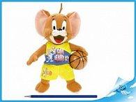 T&J Jerry plyšový basketbalovým míčem