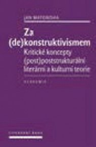 Za (de)konstruktivismem