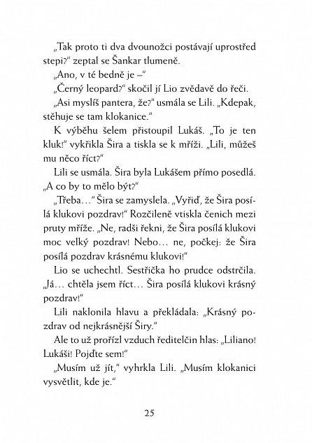 Náhled Lili Větroplaška: Panda není klokan!